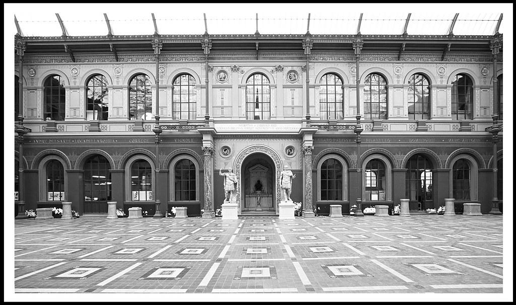 Cole des beaux arts de paris palais des tudes cour v flickr - Ecole des beaux arts paris ...