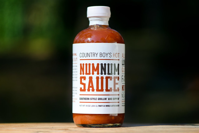 Country Boy's Hot Num Num Sauce