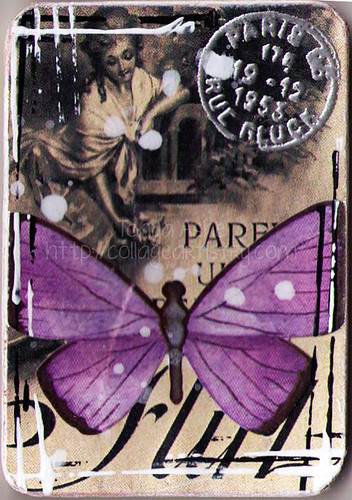 ATC - Springtime in Paris Three
