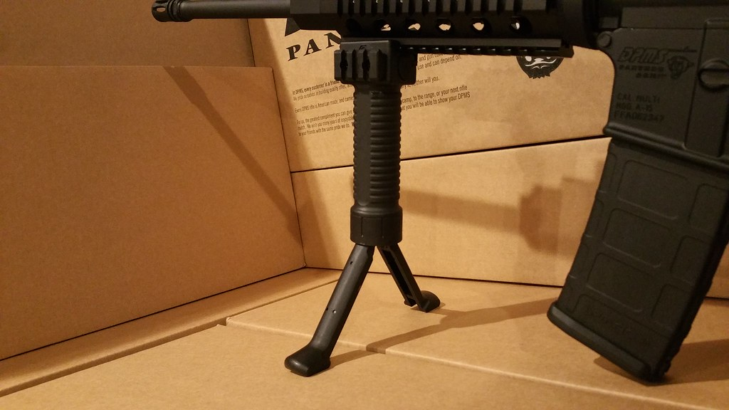 Dpms Panther Oracle With Quad Rail | USA Firearms