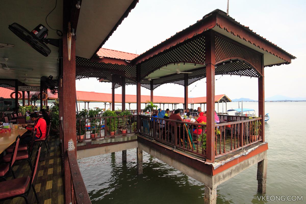 Restoran Terapung Pulau Aman Penang