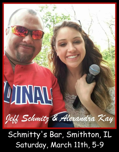 Jeff Schmitz & Alexandra Kay 3-11-17