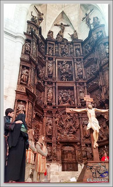 Descendimiento de Jesús de la Cruz en la Semana Santa de Briviesca 1