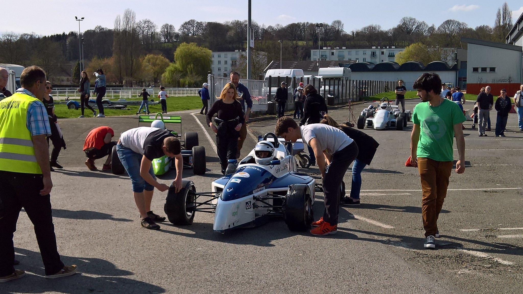 Formule Campus - 2017