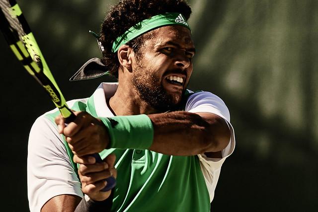 Jo Tsonga Roland Garros outfit