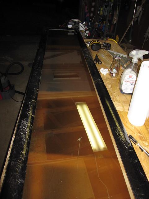 Frame moulding