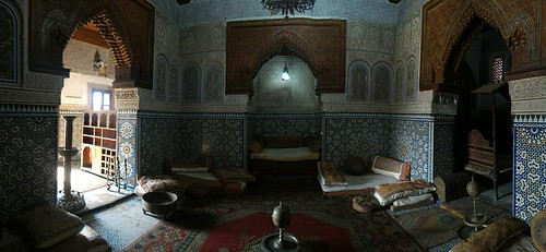 Museum - Meknes, Morocco