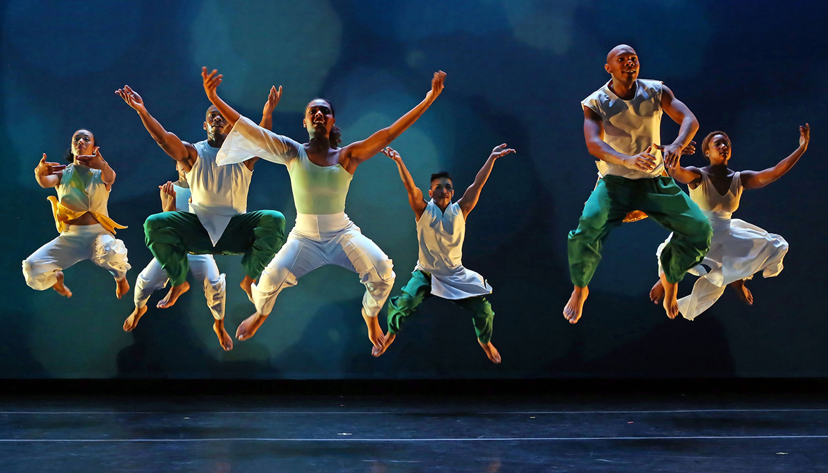 Ronald K. Brown/EVIDENCE A Dance Company
