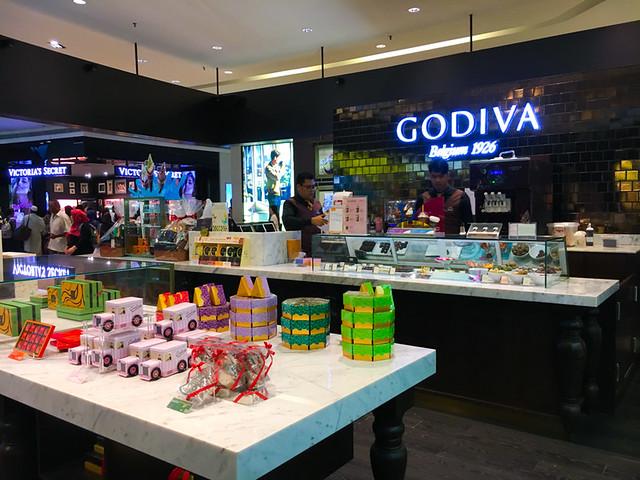 Godiva Chocolatier @ Nu Sentral Kuala Lumpur - Gifting Section