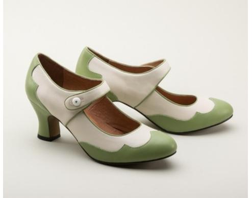 vintage retro shoes