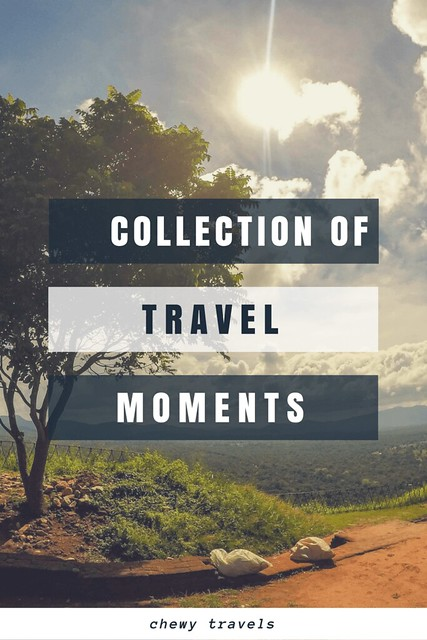 Collection of Travels Moments