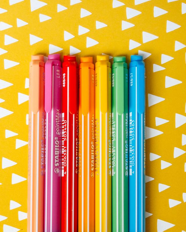 stabilo pointmax pens