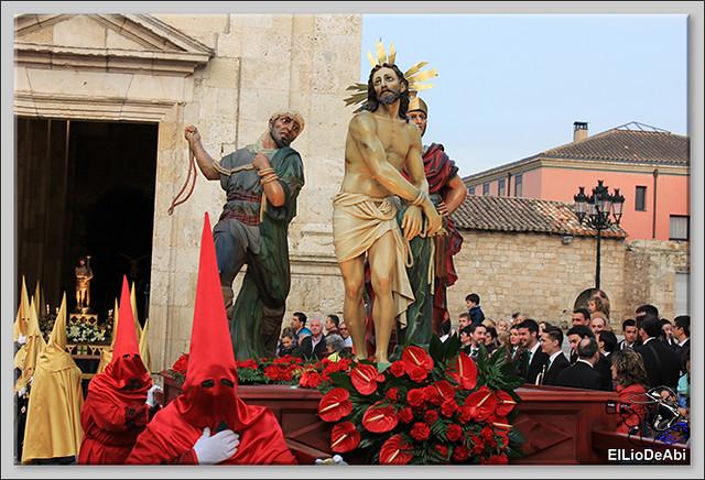 Procesión del Santo Entierro en la Semana Santa de Briviesca 2017 6