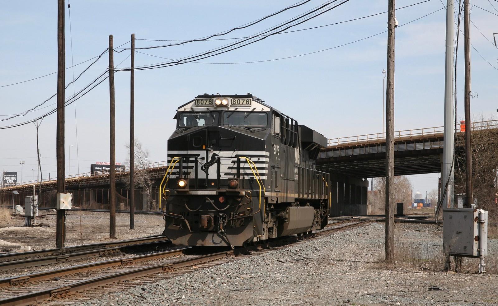 Detroit Railfanning - Page 21 - Model Train Journal