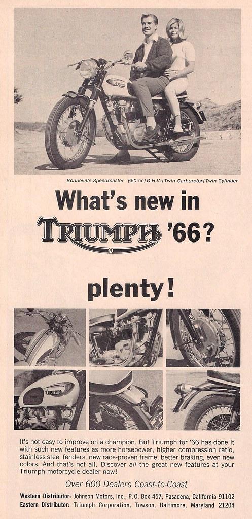 Triumph 1966