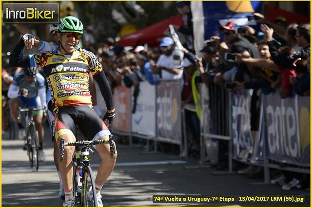 74ª Vuelta a Uruguay-7ª Etapa