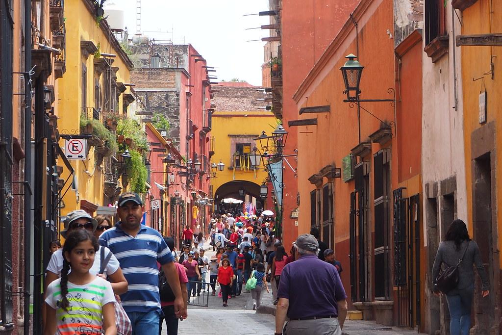 San Miguel Allende Guanajuato Patrimonio Humanidad UNESCO