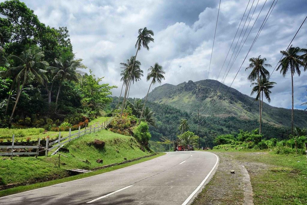 Camiguin - Road
