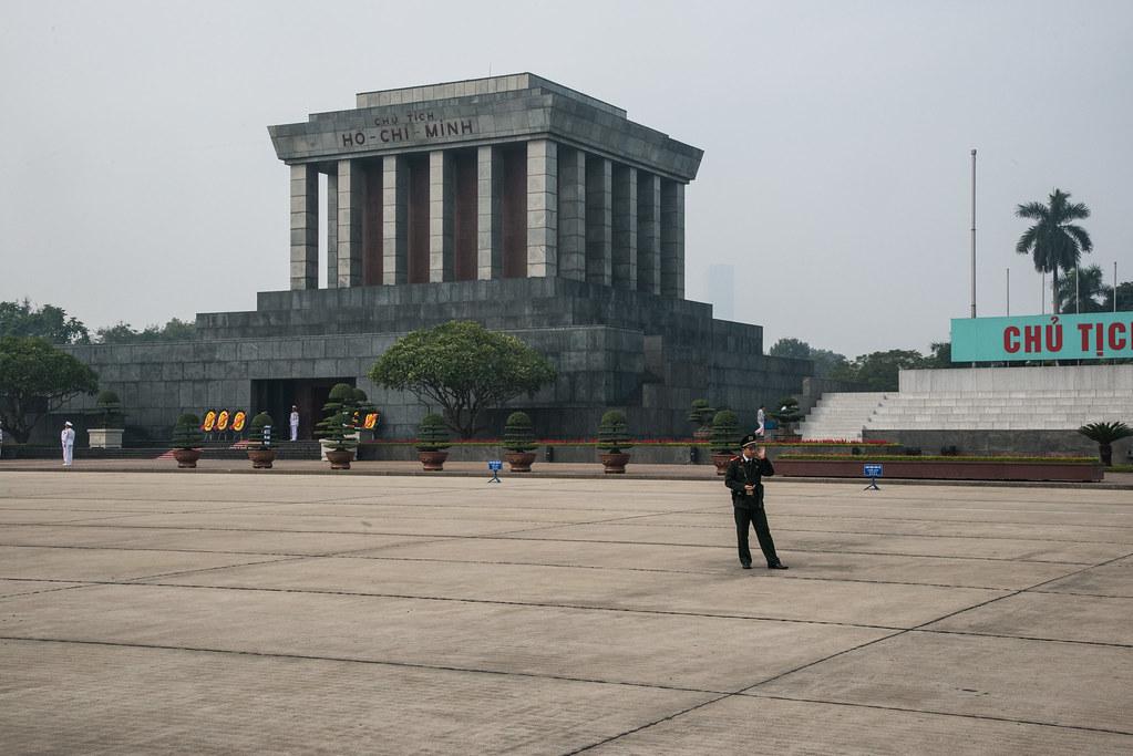 Mausoleom von Hồ Chí Minh