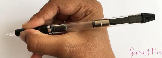 Review @WinkPens Glass Nib Pen from @Massdrop 17
