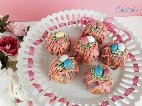 Mini Bundt Cakes