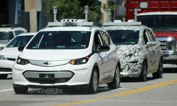 General Motors intentioneaza sa testeze mii de masini fara sofer in 2018