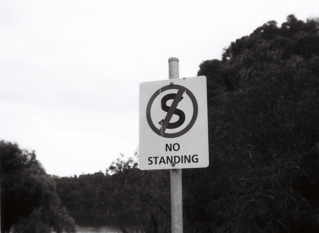 Image result for standing sign flickr