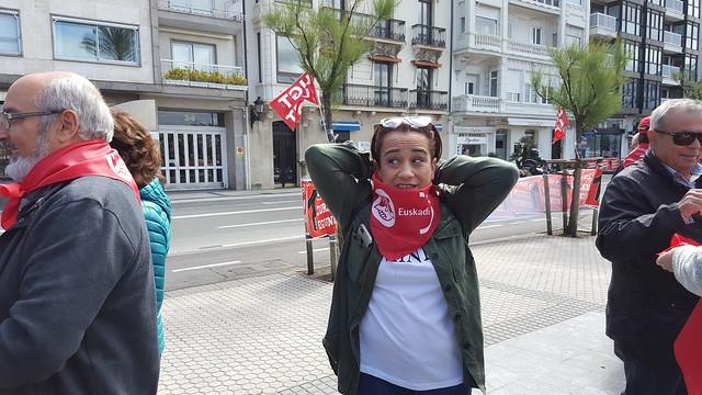 Manifestacion 1 Mayo