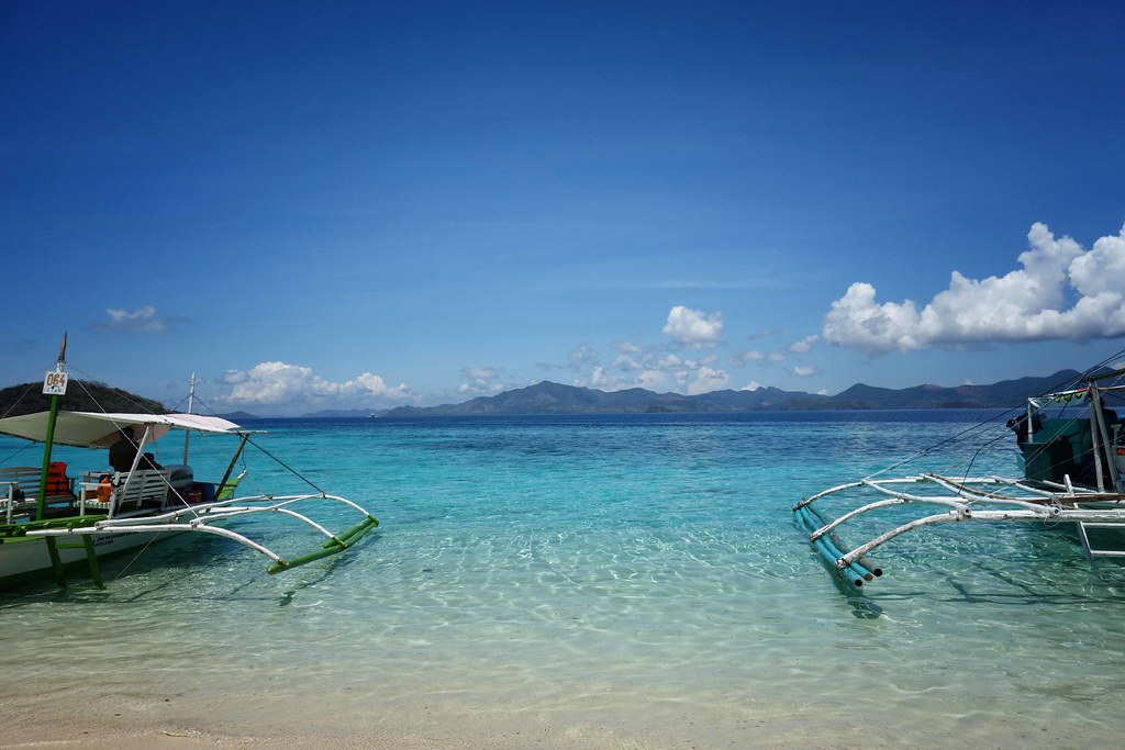 Coron - Bulog Island Bangkas