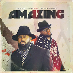 Isaac Lane - Amazing (Single)