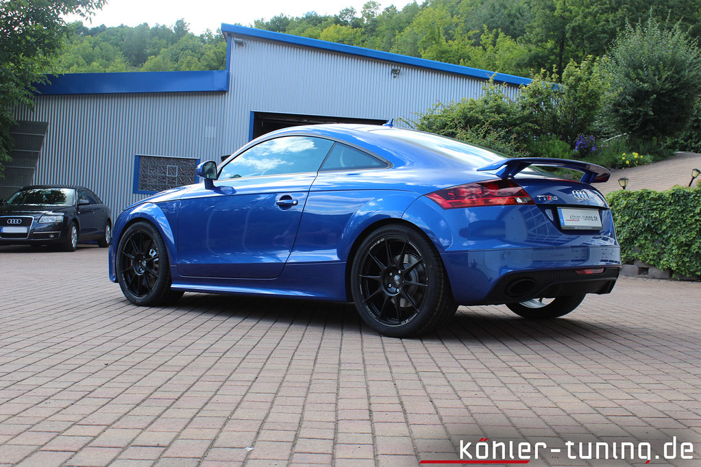 Superforgiata 19 Quot On Audi Tt Rs Quattro Coupe Oz Racing