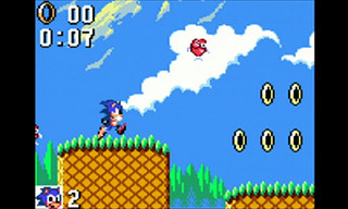 Sonic the Hedgehog (Game Gear) | by SEGA of America