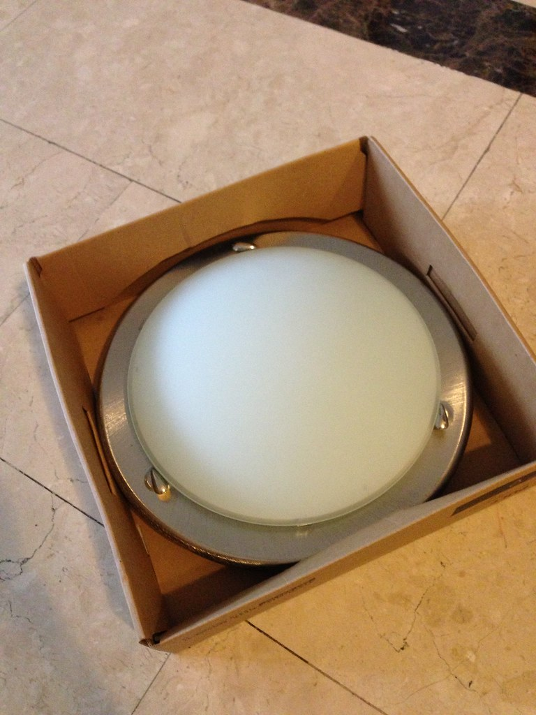 ikea pult ceiling light cover aleea 5 flickr. Black Bedroom Furniture Sets. Home Design Ideas