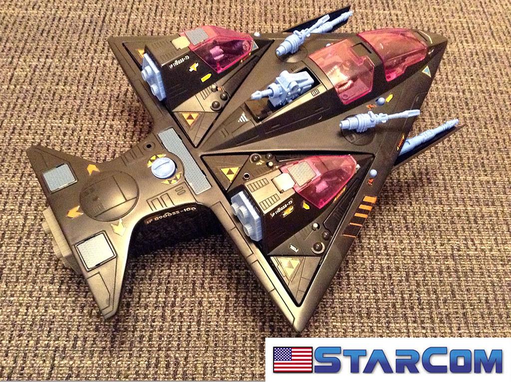 Starcom - Shadowbat | I owned a few Starcom toys when I was … | Flickr