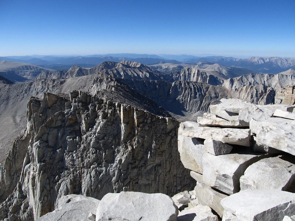 Lone Pine California >> Mount Whitney Summit, 14,505 Feet, California | Mount Whitne… | Flickr