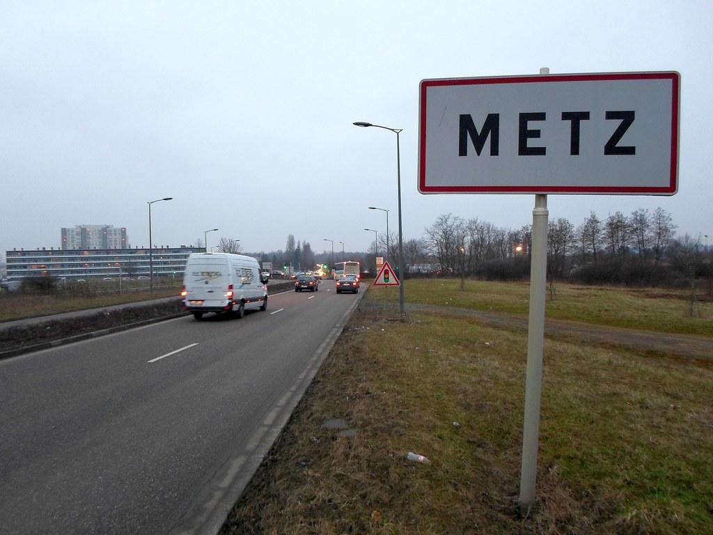 Metz f d partement moselle 57 pr fecture ortsschil for Chambre 57 metz