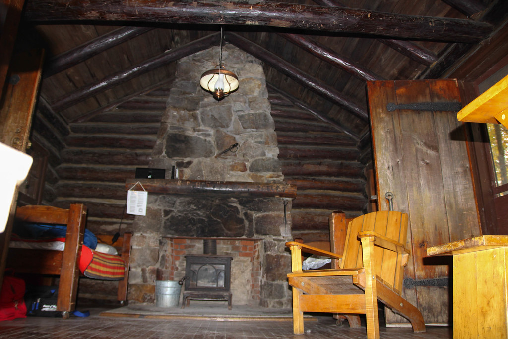 ... SouthJerseyDevil Main Room Of Our Cabin At Stokes State Forest | By  SouthJerseyDevil