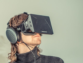 Roman Guro and Oculus Rift | by Sergey Galyonkin
