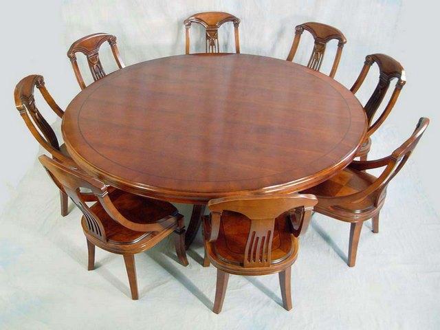 72 Round Dining Table Set | 72 Round Dining Table Set | Flickr