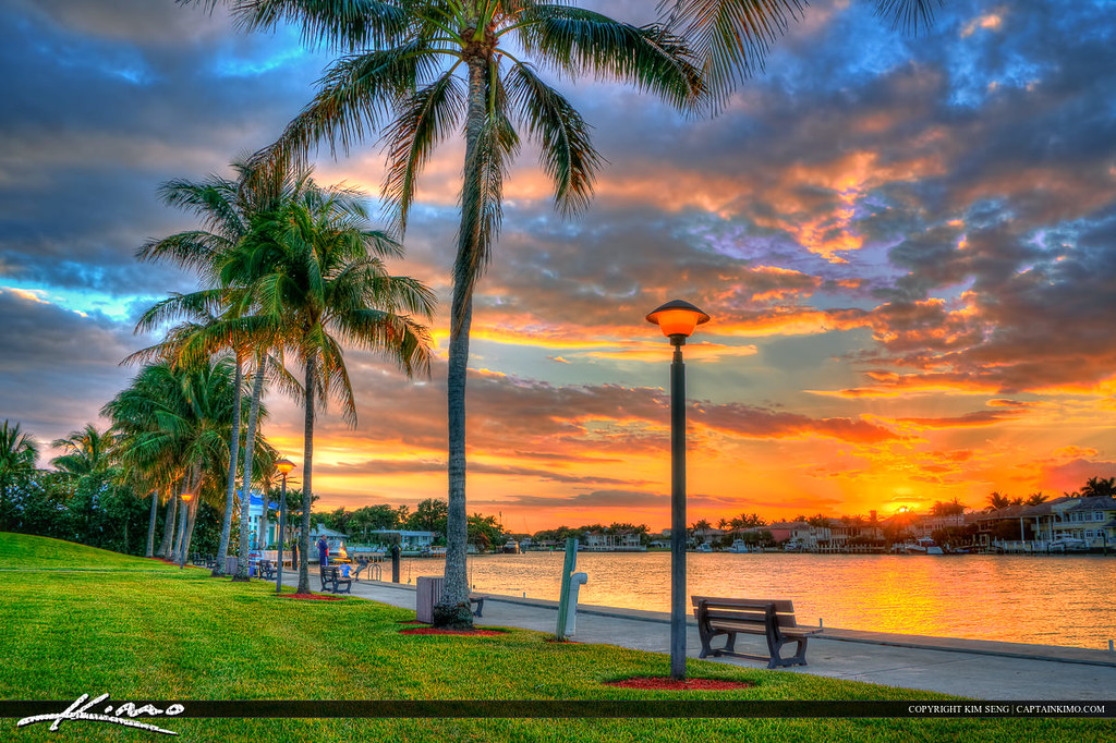 Palm Beach Shores Resort Wedding