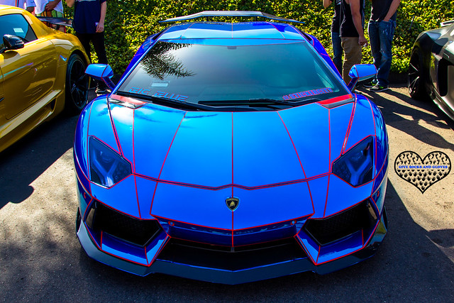 tron lamborghini aventador blue chrome lamborghini aventad flickr photo sharing. Black Bedroom Furniture Sets. Home Design Ideas