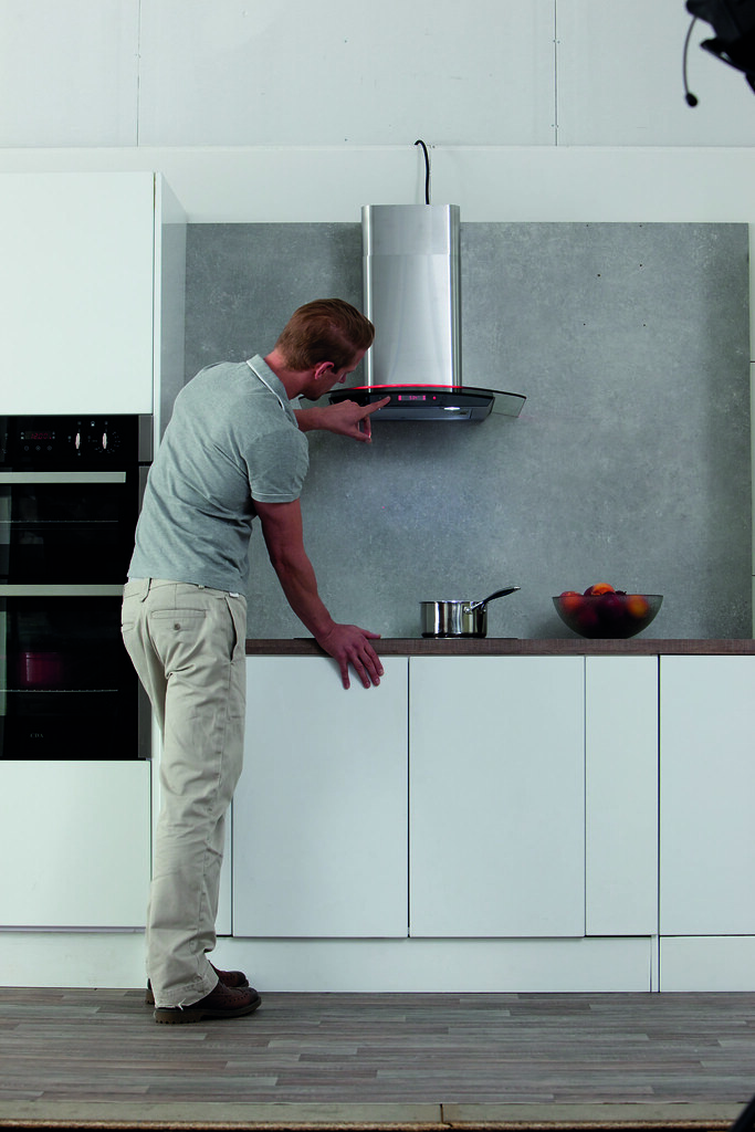 What Kitchen Appliances Should Not Be Against External Wall