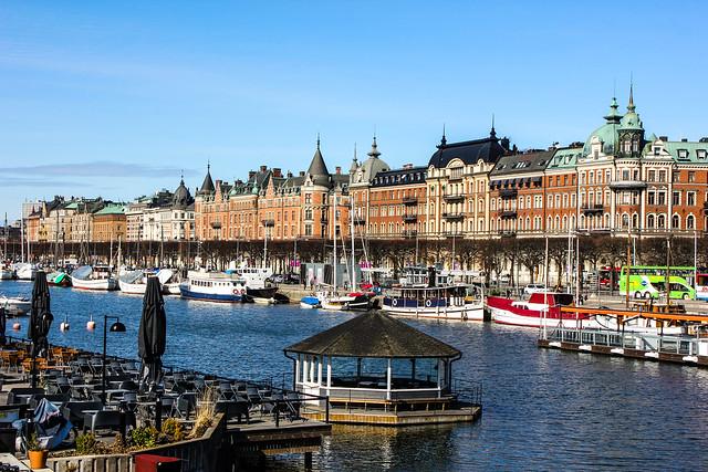 Estocolmo, capital de Suecia