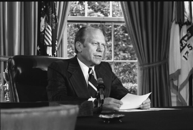 Richard Nixon Pardon