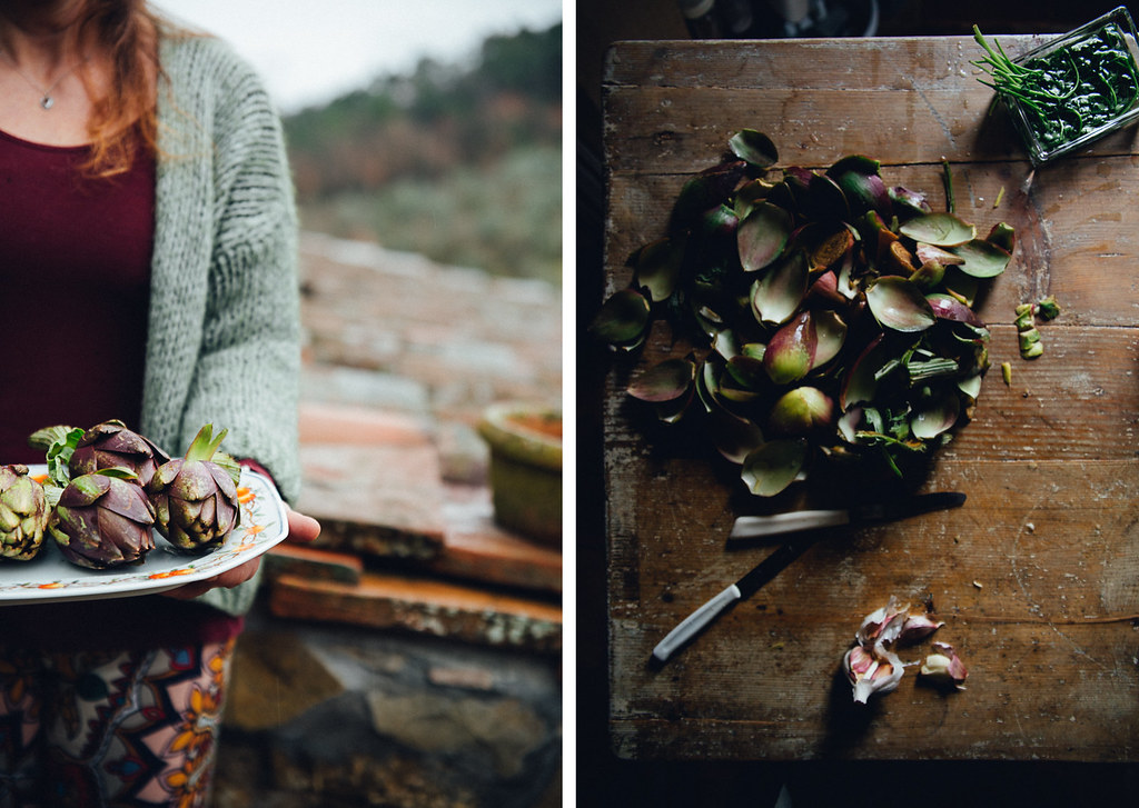 Food Photography Retreat in Tuscany | Cashew Kitchen