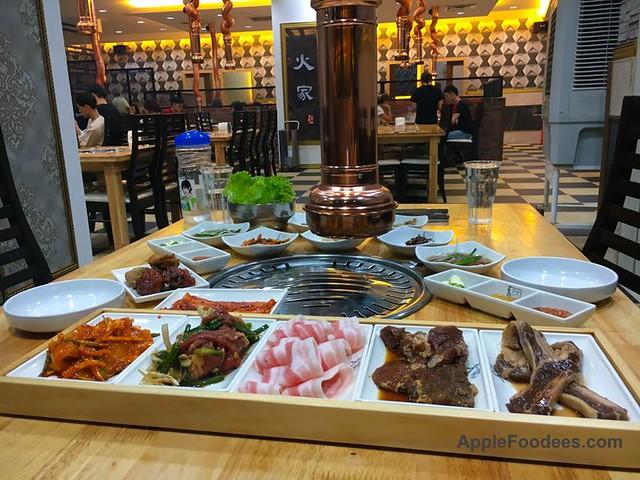 Hwa Ga Mont Kiara A La Carte Korean BBQ Buffet