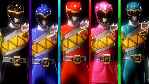 Power Rangers – 24 Seasons and Counting | Brian Camp's Film