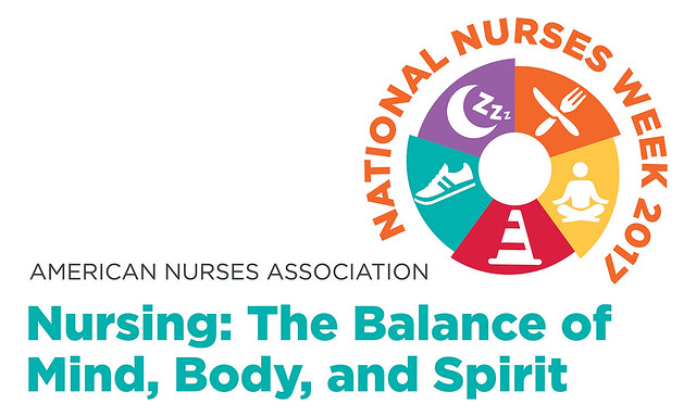 National Nurses Week encourages nurses to maintain personal health as well as patient health