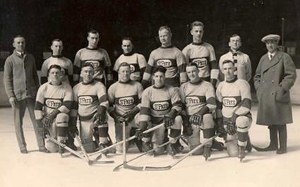 1923-24 Toronto St Patricks team