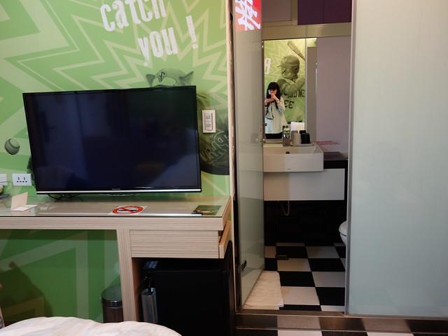 房間小小的@清翼居童話館,近台北車站的住宿選擇